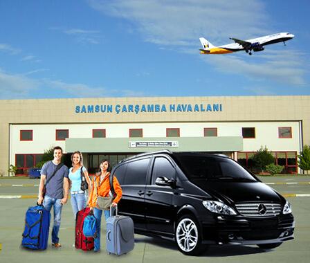 Samsun Havaalanı Transfer Hizmetleri - Rent a Car Hizmetleri